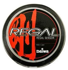 Плетеная леска DAIWA Regal Senso 150м