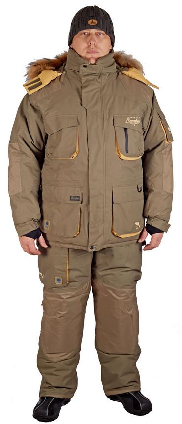 канадская одежда для рыбалки