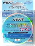 Флюорокарбон NEXT FISHING ACCORD CRYSTAL FC 100м